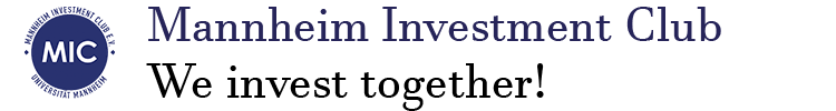 Mannheim Investment Club e.V. Logo